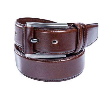 Mixed Leather Formal Belt For Men