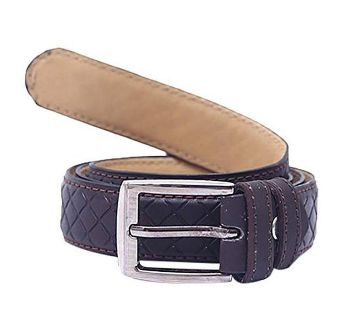 Leather Casual Belt for Boys