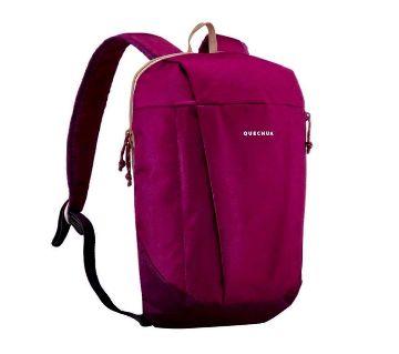 Quechua 10L Walking Backpack - Purple