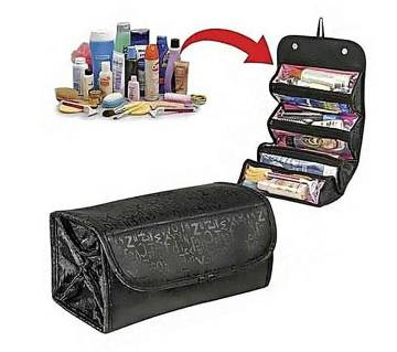 Cosmetic Organizer Bag-Roll n Go