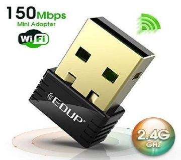 150Mbps WiFi Receiver Mini Adapter