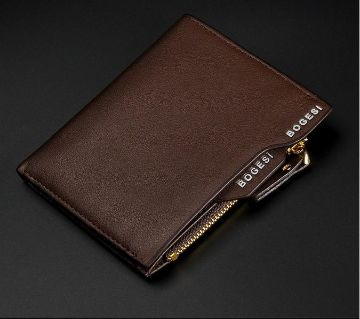 Imported Brown Bogesi Leather Wallet For Men