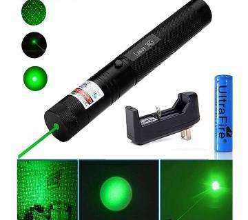 Green Laser Pointer Light