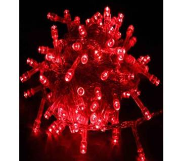 Decorative Fairy Lights - Red Color