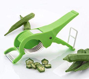 Vegetable/ Fruit Multi Cutter and Peeler