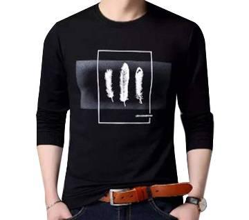 Gents Full Sleeves Tshirt