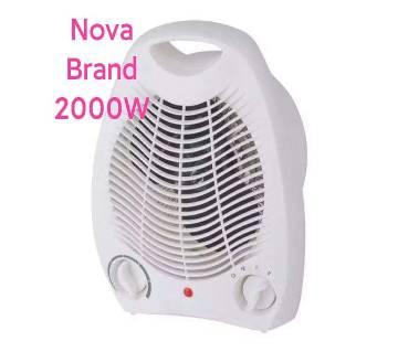 Room Heater in winter and Mini Fan in Summer