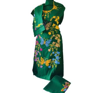 Unstitched Hand Embroidery Dress-Product Code 102