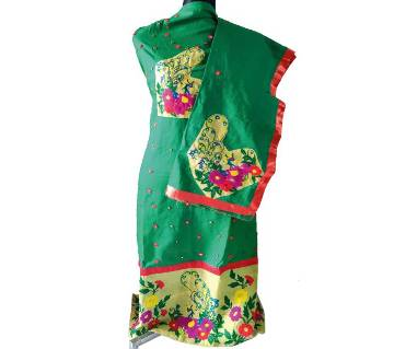 Unstitched Hand Embroidery Dress-Product code 104