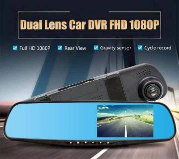 DuaL- Lens Rear view Mirror Car Recorder