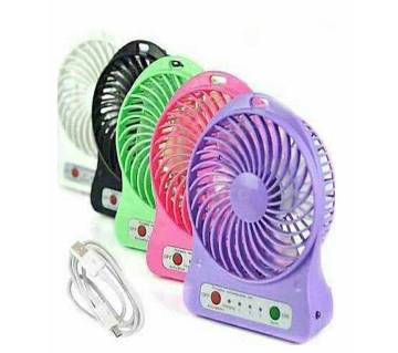 Portable rechargeable mini USB - fan-1pcs