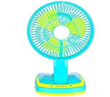 Portable Led - Light With Mini Fan