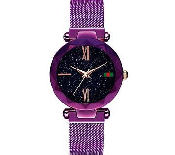 Magnetic Wrist Watch For men