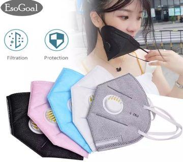 Anti Dust Face Mask-2pcs