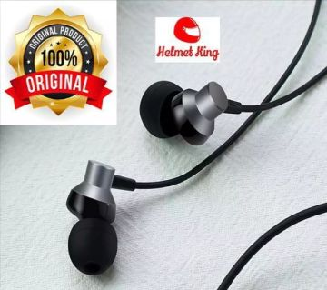 REMAX RM 512 High Performance Wired In Ear Earphone Stereo with Mic, 3.5mm Jack Black