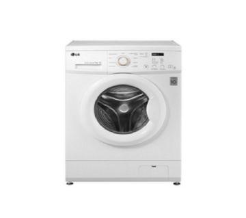 LG 7 Kg Front Load Washing Machine - F10C3QDP2