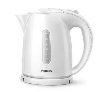 Philips HD4646/00 White Cordless Jug Kettle (Code - 390001)