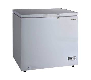 Chest Freezer Sharp SCFK190HWH3 190Ltr (CODE - 490061)