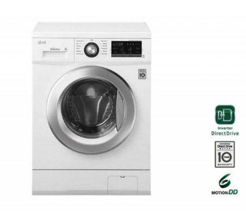 LG FH2J3QDNPO Front Load Automatic Washing Machine.