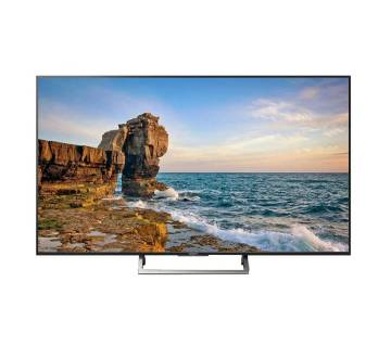 Sony Bravia X7000E 4K 55 Inch X-reality Pro Smart Android TV
