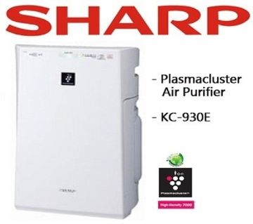 Sharp KC-930E-W Air Purifier