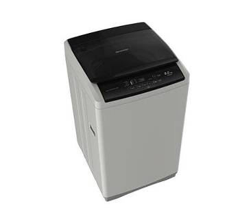 Sharp 8kg Top Load Washing Machine ES818X (CODE - 620186)