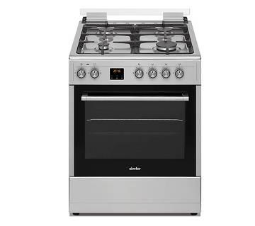 Gas Cooker Simfer 4 Burner 6060GS 60X60 (CODE - 340163)