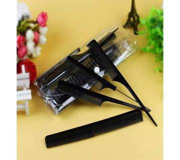 Professional Comb Set- 10 Pcs