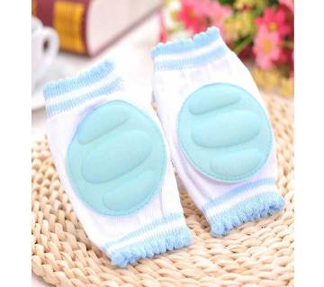 Baby Knee Pads for Safety  Sky Blue