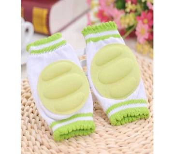 Baby Knee Pads for Safety  Light Green