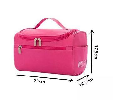 Cosmetics Organizer Bag-Pink