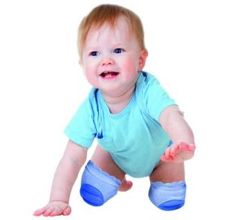 Baby Knee Pads for Safety  Pink