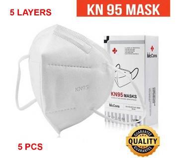 KN95 MASK (1 Box = 5 Pcs)