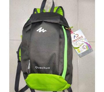 Mini Backpack-Green-Gray
