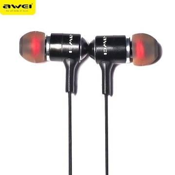 Awei B930BL Bluetooth V4.2 Sport Earphone Magnetic Ear Bud