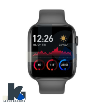 FT20 Smart Watch Blood Pressure Heart-Rate Monitor Fitness Smart Watch