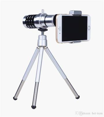 Mobile Phone 12x Zoom Lens