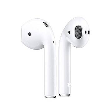 HBQ I7S Double Dual Mini Wireless 4.1 Bluetooth Earphone With Power Case–White