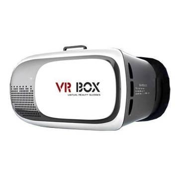 3D Glasses VR BOX-Black and White