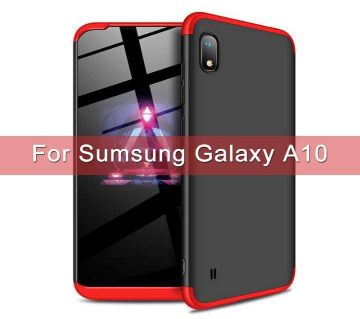 GKK 360 Degree mobile cover for Samsung Galaxy A10