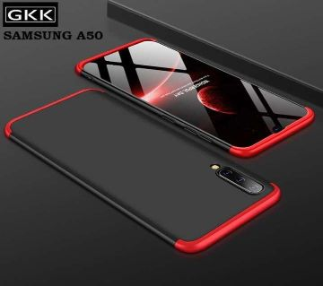 GKK 360 Degree Protection Case Cover for  Samsung Galaxy A50