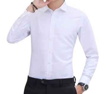 White shirt Formal for Man.