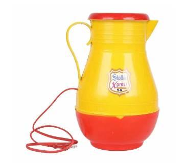 Water heater jug electric food grated plastic Random Colour