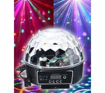 LED BIG MUSIC BOLL WITH PENDRIVE Operate