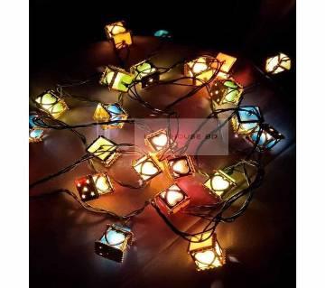 LED MULTI COLOUR LOVE BOX-28pcs-12feet