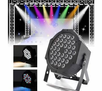 Sound Active 36 LED Stage Light Mini Party KTV Disco Laser Lamp Wedding Lighting