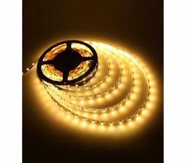 LED STRIP LIGHT 16 FEET, GOLDEN COLOUR..