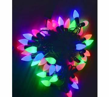 Roket Shaped LED Light - Multi Color Decorative Light