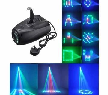 Music Active Laser Stage Effect LED Light