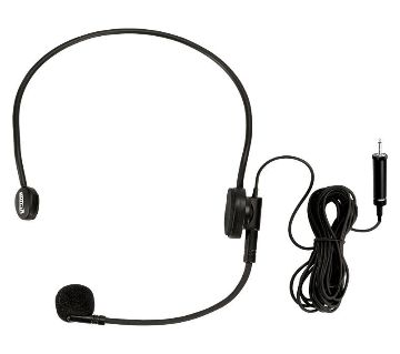 HBM 60CC Headband Series Microphone - Black